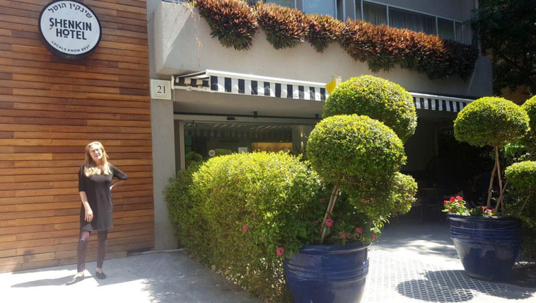 מלון בוטיק שֶׁיְנְקִין: אירוח תל-אביבי במיטבו, הרוגע שבתוך האורבניות